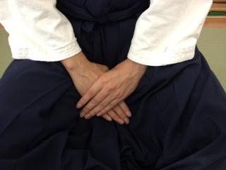 礼拝について_手の形