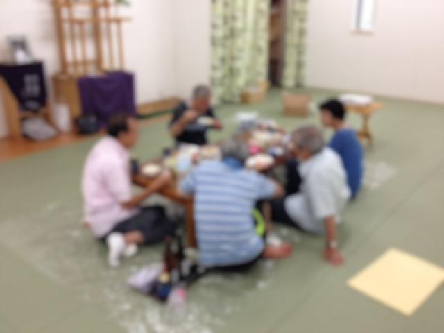 6月研修会懇親会