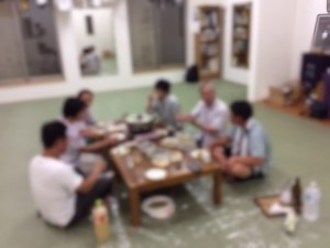 2016年夏合宿①