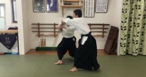 180922木剣四方投げ②