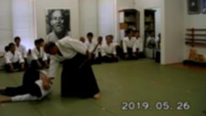 190526前期演武会剣技