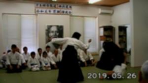 190526前期演武会自由技①