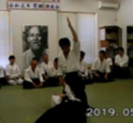 190526前期演武会自由技③