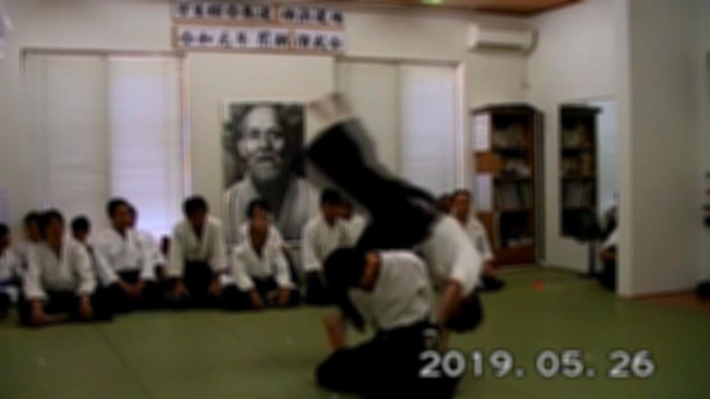 190526前期演武会座技