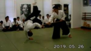 190526前期演武会杖技